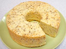 ローズマリーとチーズのシフォンサレ