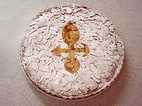 聖ヤコブのタルト Tarta de Santiago