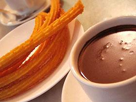 チューロ&チョコラテ Churros y Chocolate